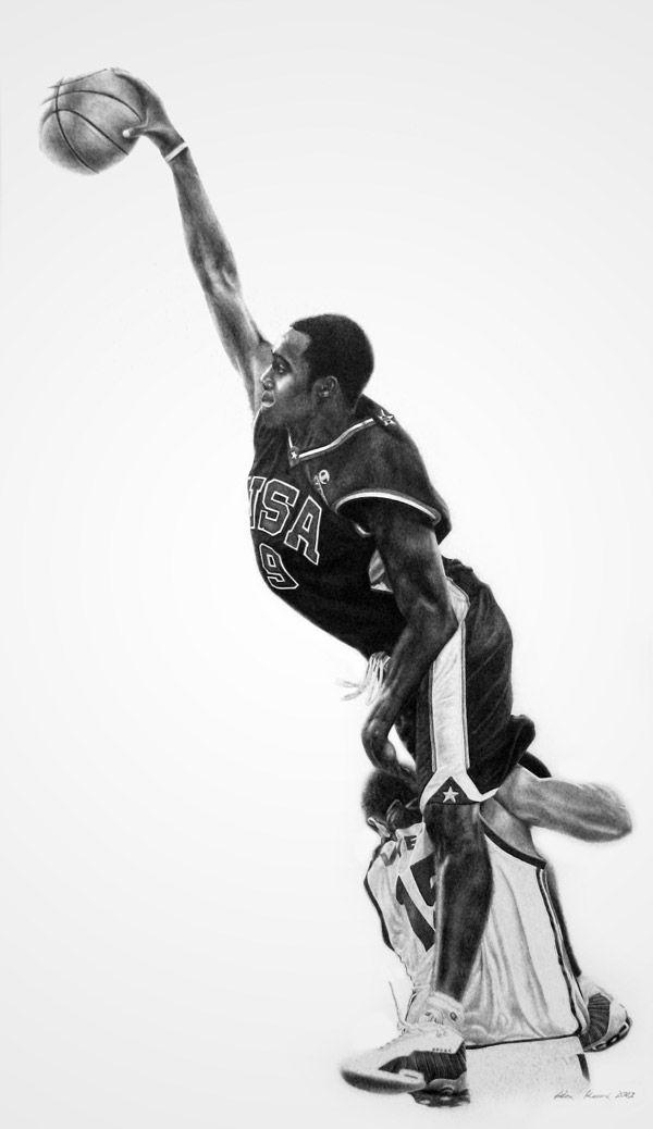 Vince Carter USA by Alan Knox | art | Pinterest | Carters usaDrawings Of Vince Carter