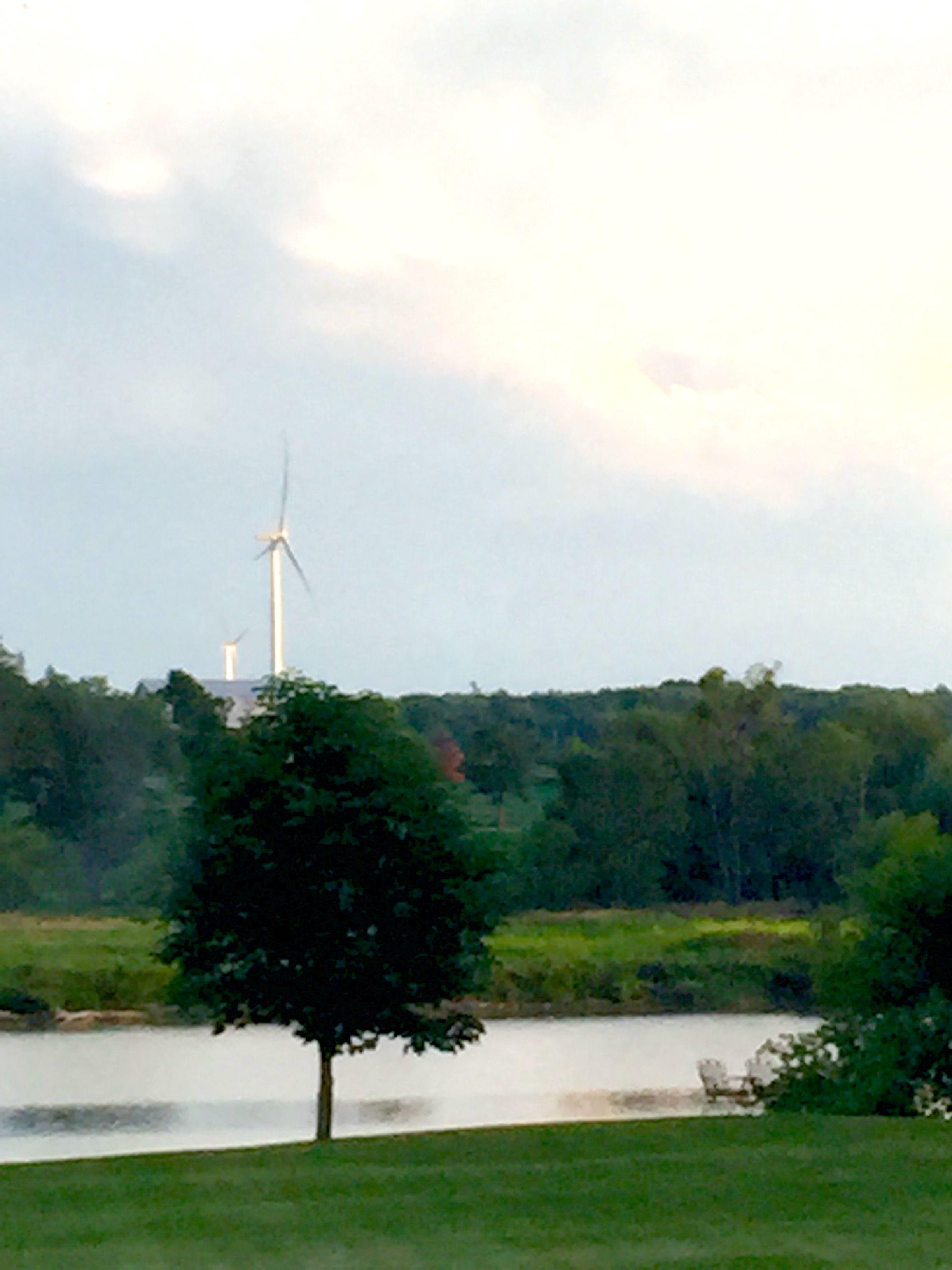 Wind Turbines Wind turbine, Golf courses, Turbine