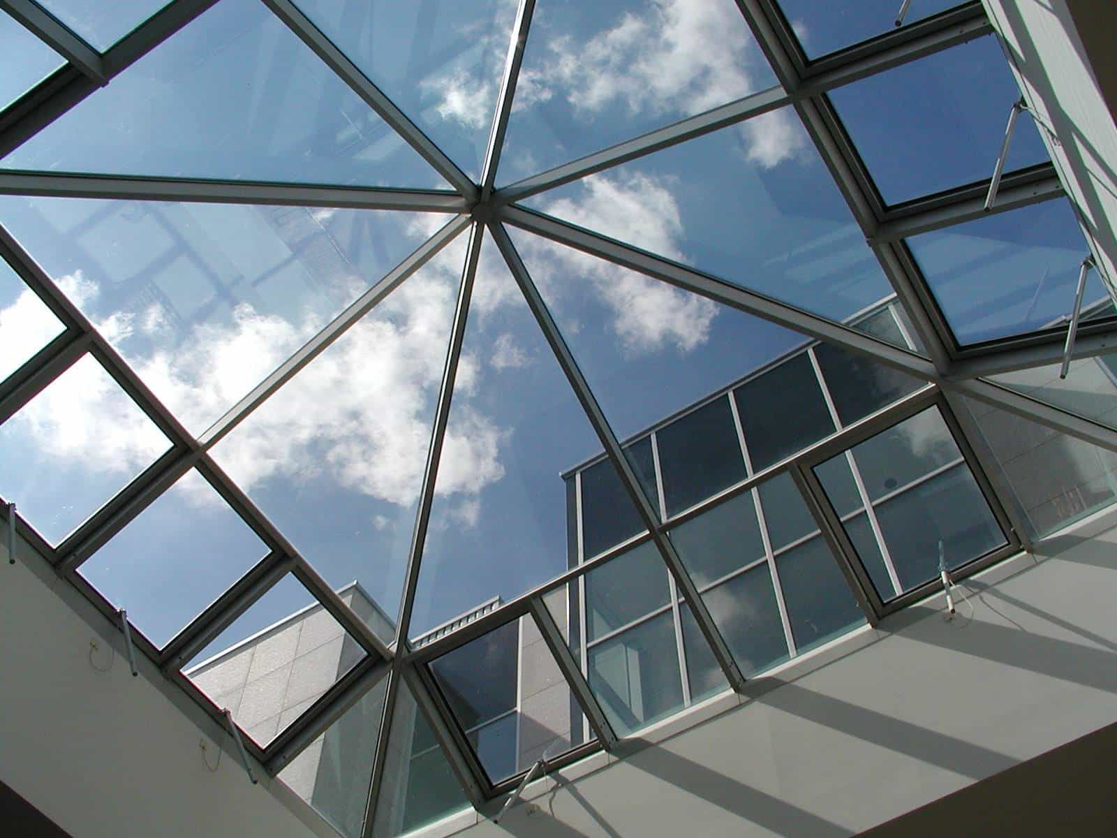 15 Most Popular Roof Types Pros And Cons Skylight Design Roof Design Metal Buildings