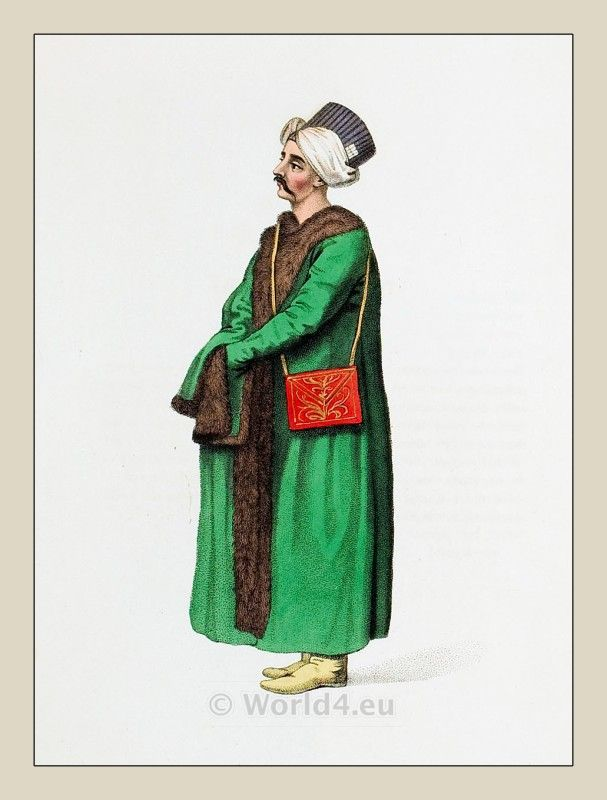 ottoman empire costume traditional turkish mens dress