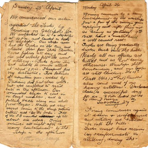 ww2 diary entry template