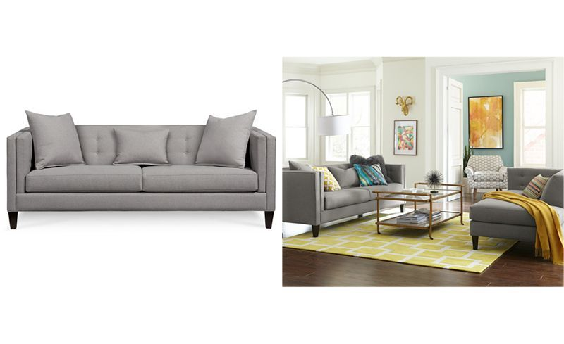 Luxury Braylei Track Arm Sofa with 3 Toss Pillows Created for Macy s Couches & Sofas Lovely - Review 3 cushion sofa HD