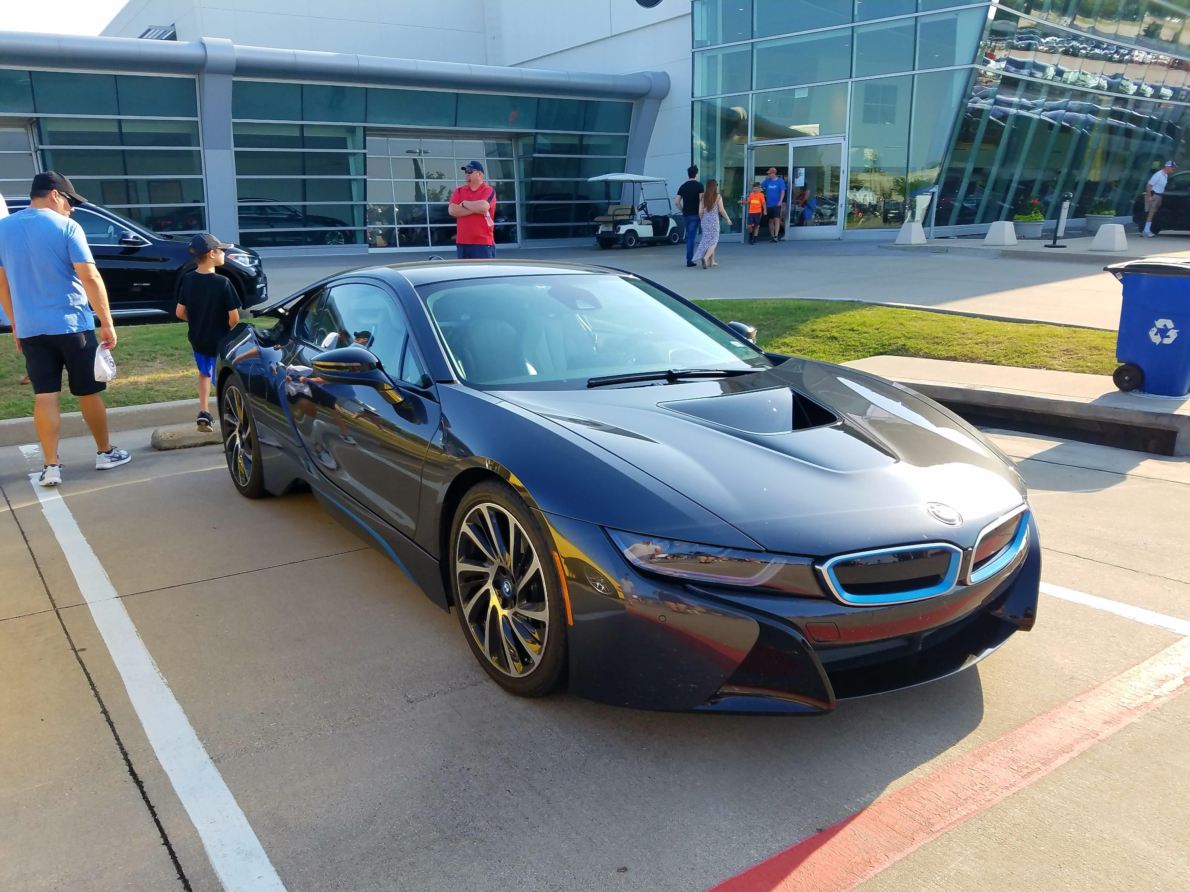 BMW I8 at C&C Dallas Perfection rides Pinterest