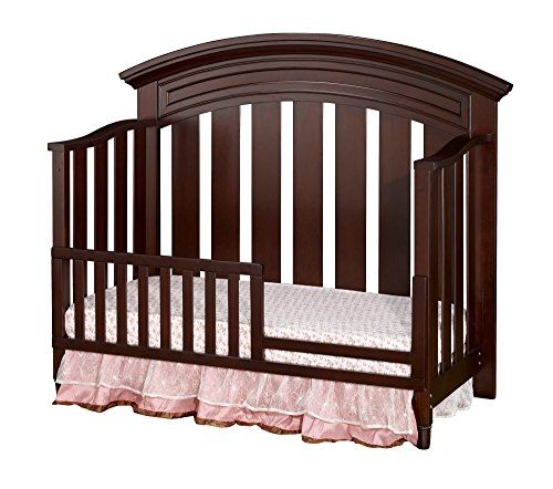 The Westwood Geneva Toddler Rail Is Designed To Convert Your Crib A Sized