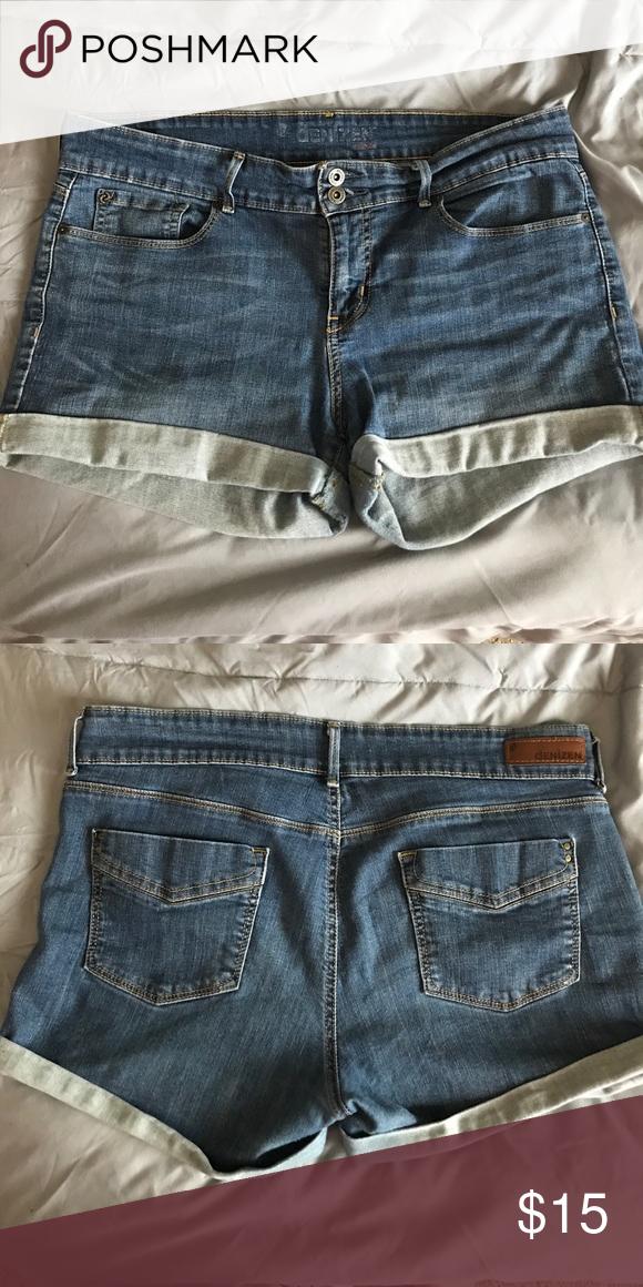 Denizen Jean Shorts Denizen Jean Shorts. Great condition lightly worn Denizen Shorts Jean Shorts