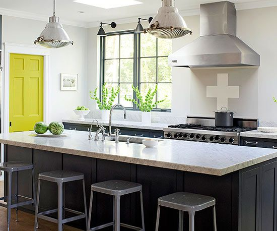Luxury Neutral Paint Colors for Kitchen