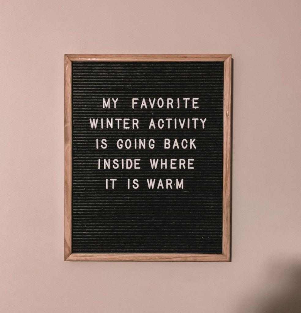 Photo of Winter Mood
