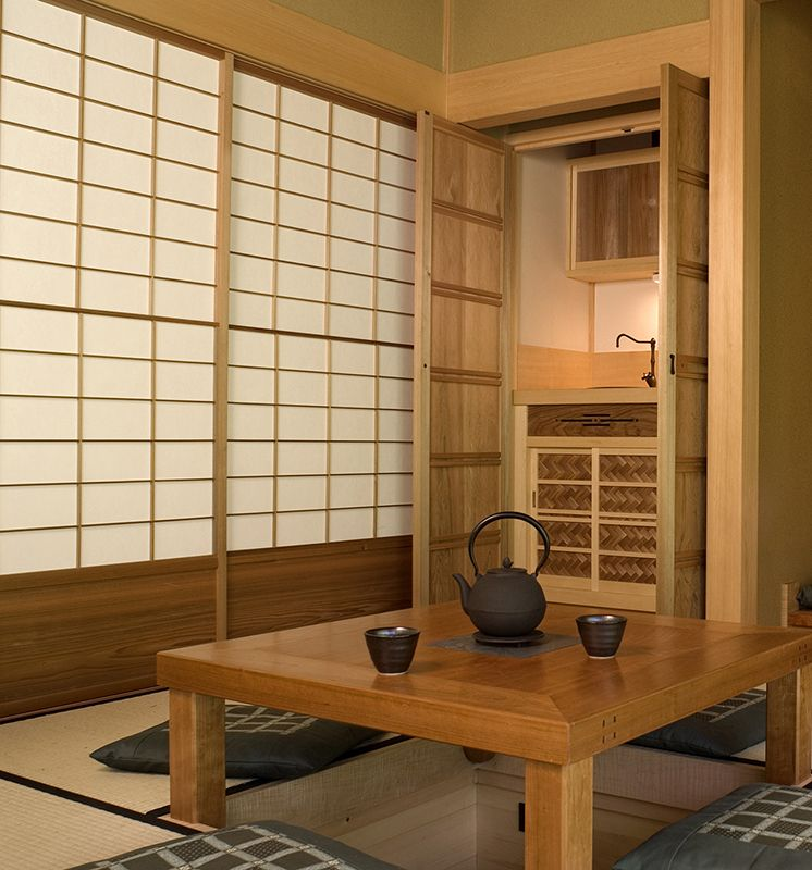 how to build a japanese tea house