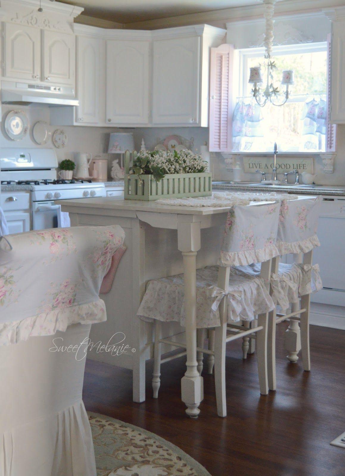 Cucina Stile Shabby Chic.Shabby And Charme Shabby Chic Style A Casa Di Melanie