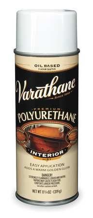 Polyurethane Spray Clear 11 25 Oz Rustoleum Varathane Fabric Spray