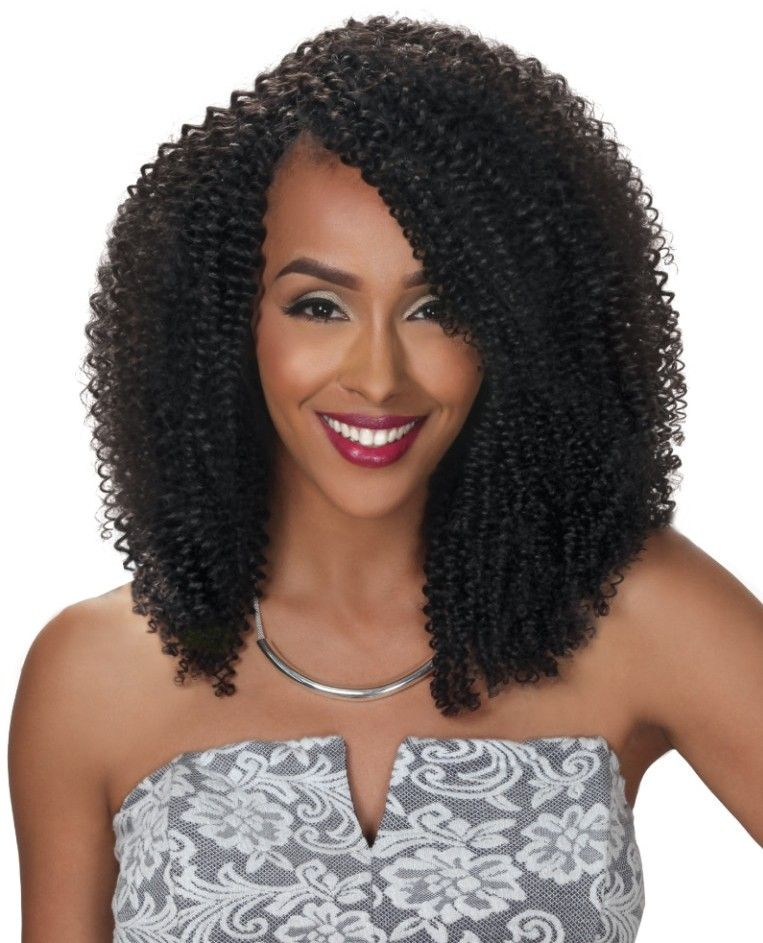 Zury Sis Naturali Star Sew In Human Hair Weave 4a Coily 10 16 Inch Weave Hairstyles Wig Hairstyles Human Hair Wigs