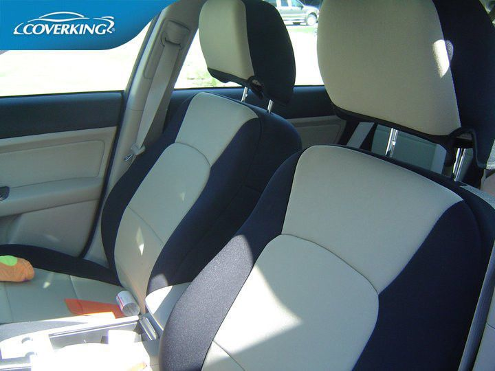 Coverking Neosupreme Custom Fit Front Seat Covers For Subaru Forester