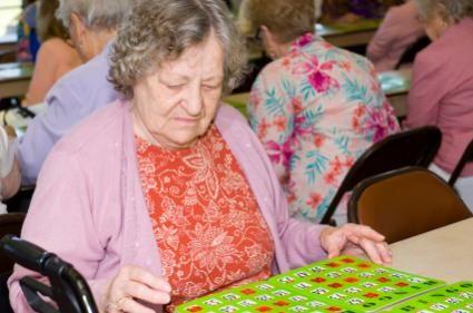 Having the elders participate in different activities provide