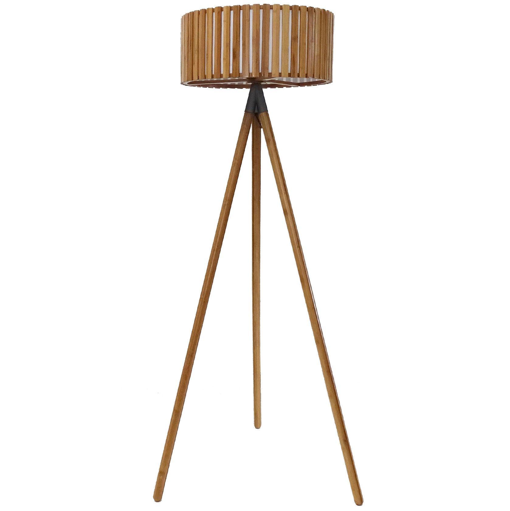 Garron Floor Lamp | Temple & Webster | Floor lamp, Lamp