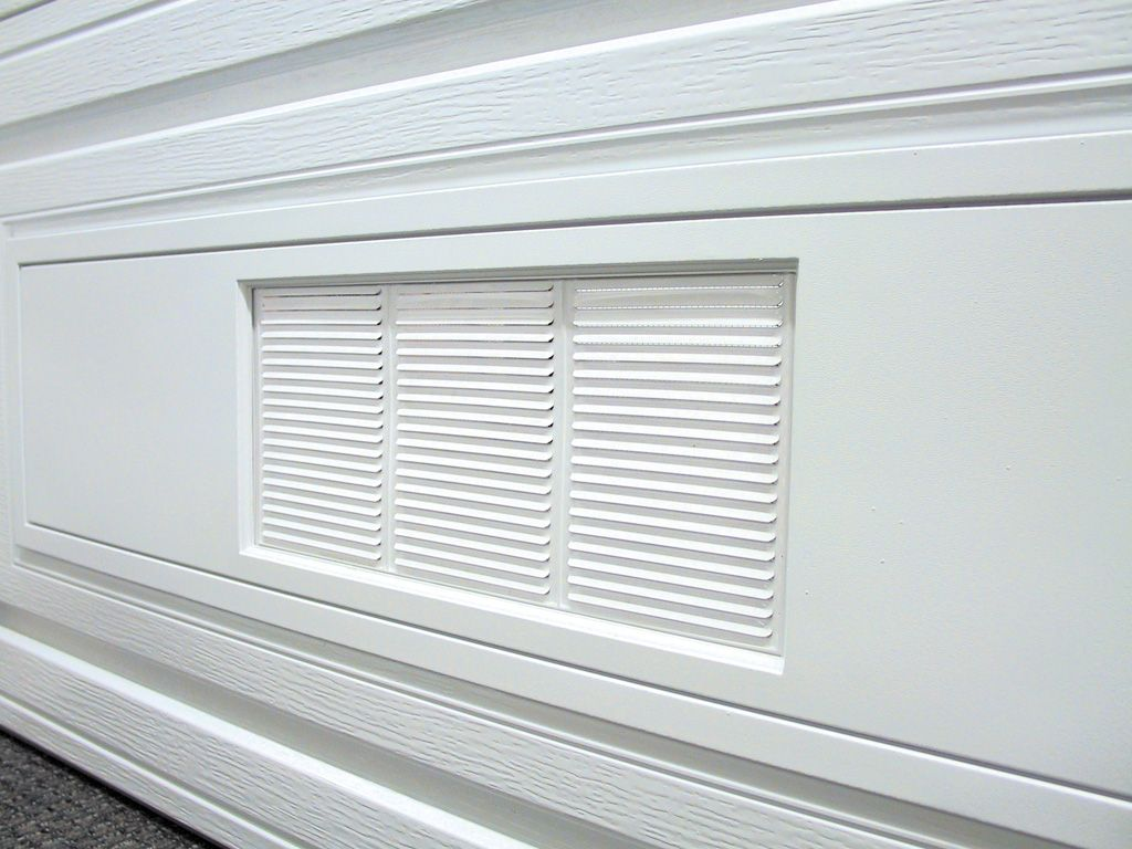 Garage Door Vents House Design Amp Decoration