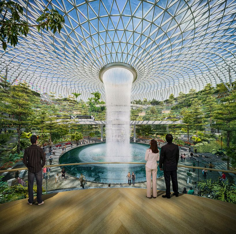 moshe-safdie-project-jewel-airport-expansion-in-singapore-designboom- #bodegas #bodegasYlotes #bienesRaíces #RealEstate #arrendamosBodegas