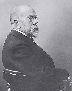 Robert Koch (1843 - 1910)