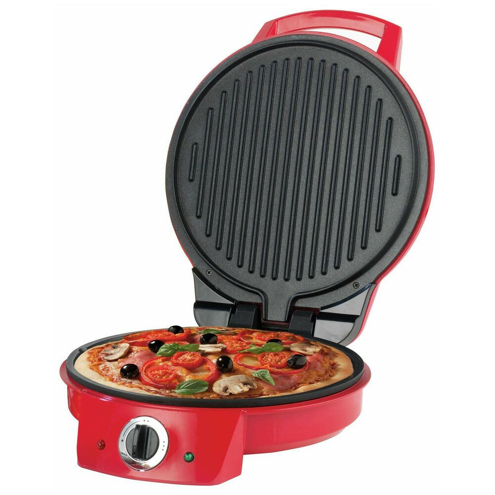 American Originals Portable Pizza Maker Indoor Multi Grill