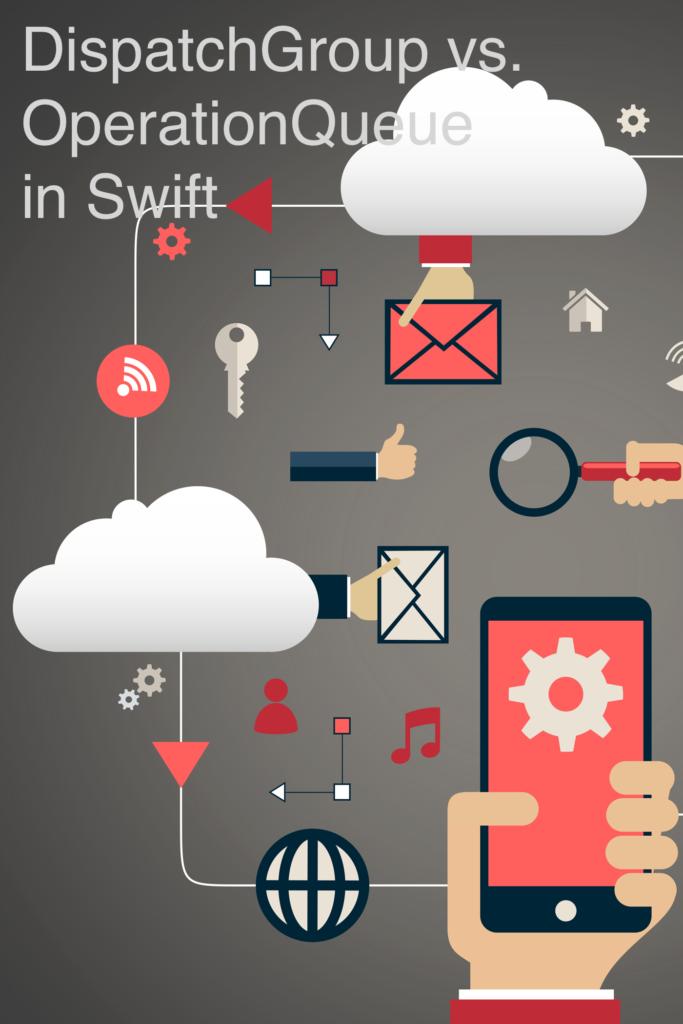 New on my blog! DispatchGroup vs. OperationQueue in Swift http://agostini.tech/2017/08/20/dispatchgroup-vs-operationqueue-in-swift/?utm_campaign=crowdfire&utm_content=crowdfire&utm_medium=social&utm_source=pinterest  #ios  #swiftlang  #iosdev  #swift