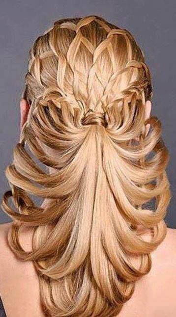 Admirable How To Do A Spider Web Hairstyle This Is So Weird And Cool At The Natural Hairstyles Runnerswayorg