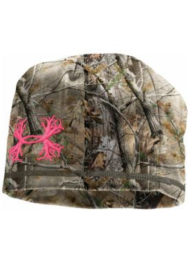 Cabelas Canada - Clothing - Women's Hunting - Under Armour Scent Control Beanie