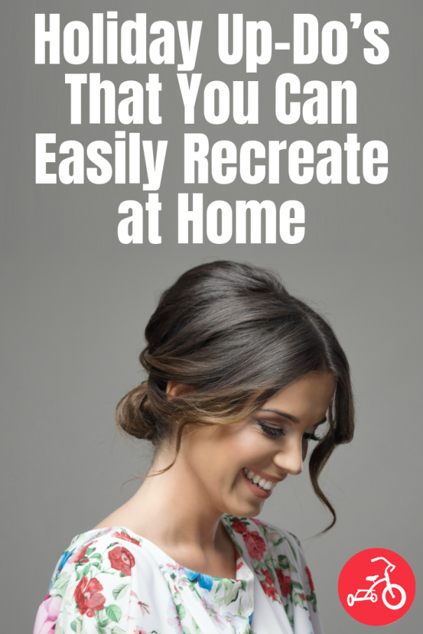 Holiday Up Dos That You Can Easily Recreate At Home Fashionhair