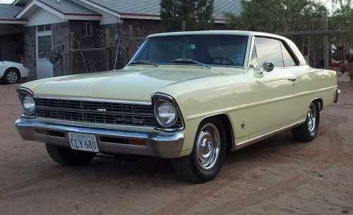 1966 Chevy Nova Chevrolet Nova Chevy Nova Chevrolet