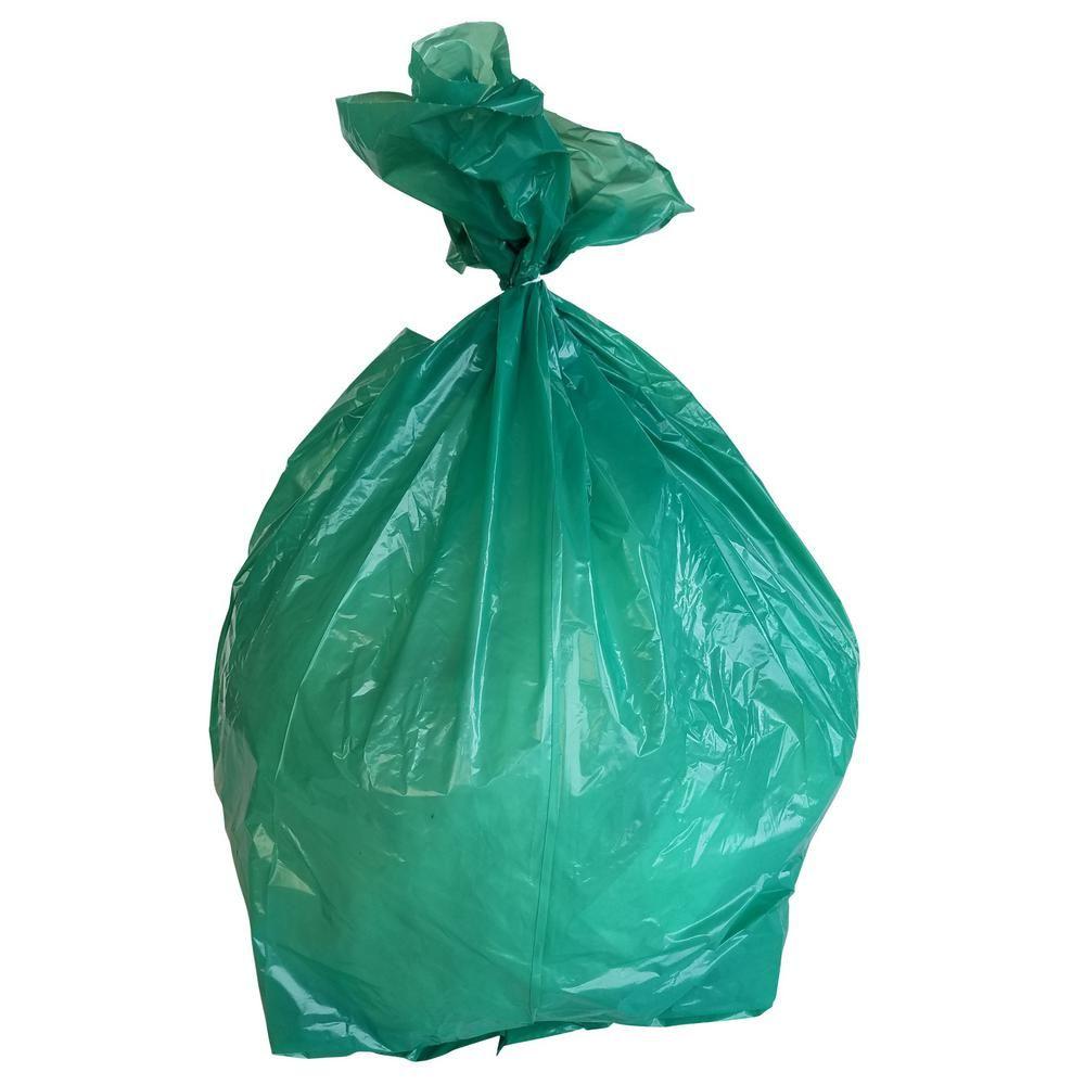 Black Plasticplace 12-16 Gallon Trash Bags case of 250 bags
