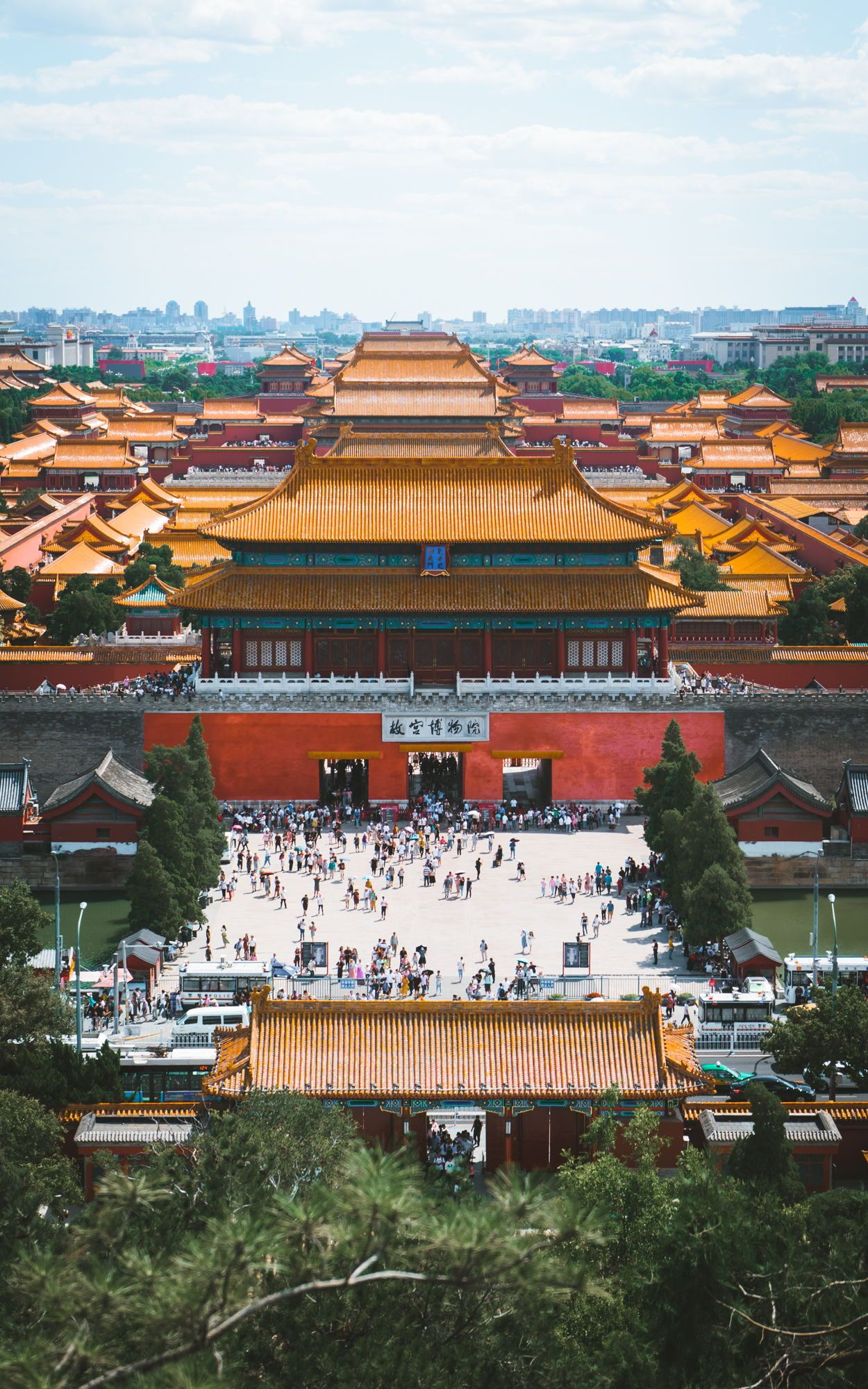 Guide To Visiting The Forbidden City In Beijing China Forbidden City China City Beijing China City