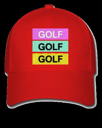e966c2108a08 Golf Odd Future Wolf Gang Tyler The Creator Embroidery - Flexfit Baseball  Cap