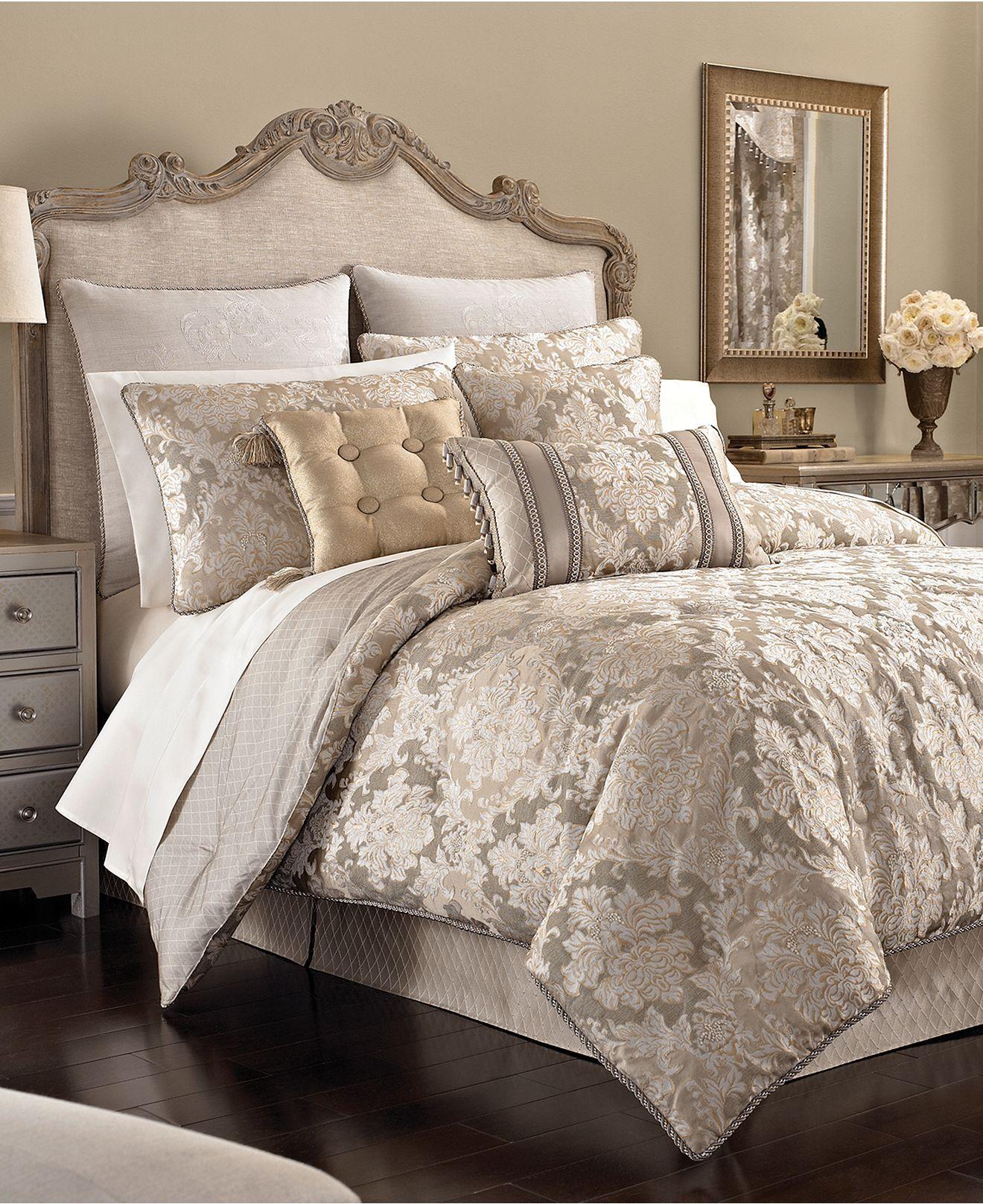 Croscill Bedding, Ava Comforter Sets