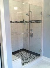 seamless shower door in Ankeny and Des Moines area