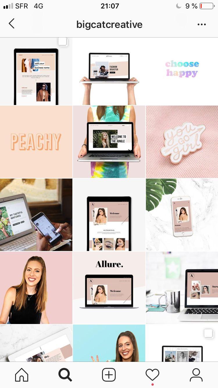 Épinglé par Rosie sur BC brand/website inspo