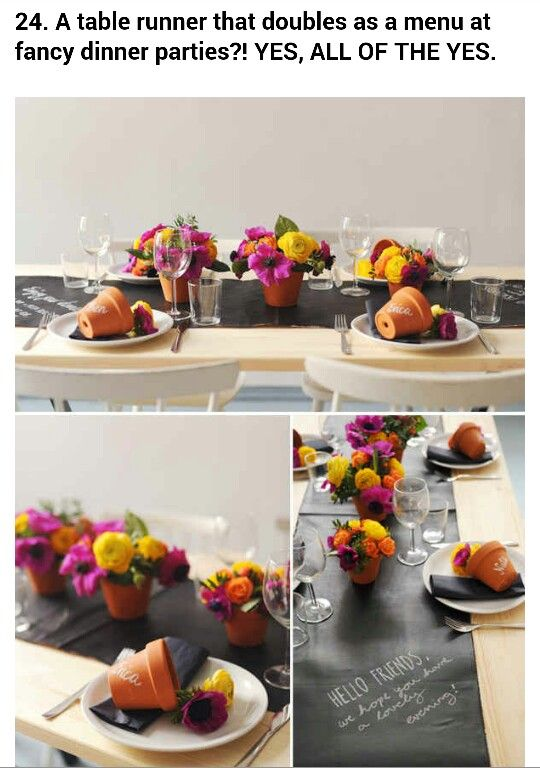 Cool Dinner Party Ideas Part - 35: Cool Dinner Party Idea.