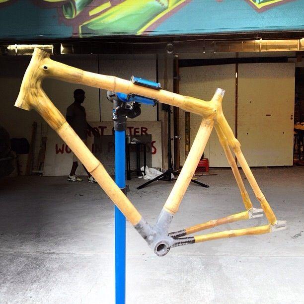 """Bamboo Bike Studio Toronto @bbstz """"The Nelson"""""""