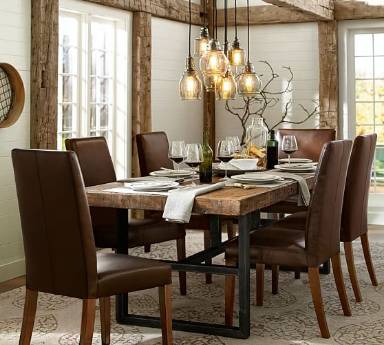 Griffin Reclaimed Wood Dining Table Wood Dining Table Reclaimed