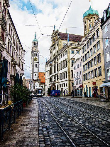 Augsburg 3 Germany Vacation Visit Germany Augsburg Germany
