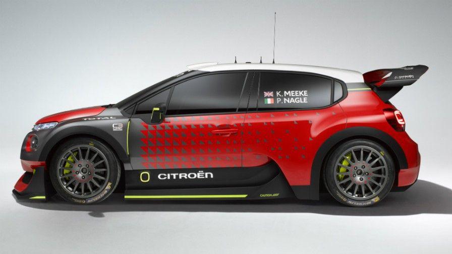 citroën confirms 2017 world rally car name - wrc | ralli
