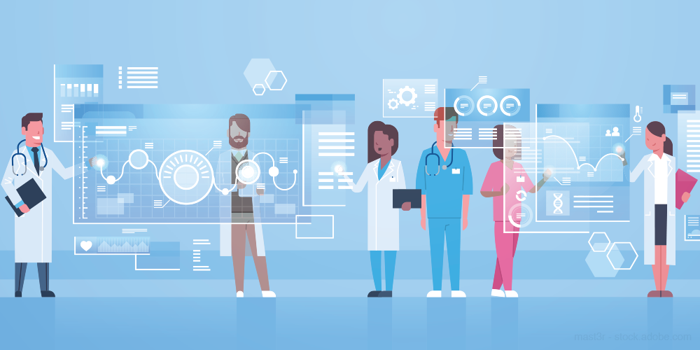 Six Healthcare Technologies Coming In The Next Five Years Healthcare Technology Health Care Digital Transformation
