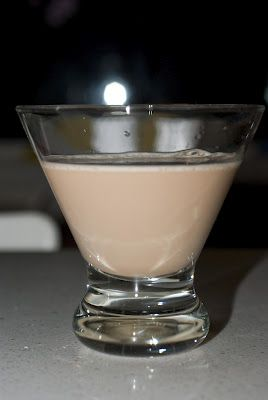 Chai-tini: Bailey's and Chai in one drink? Yes please!
