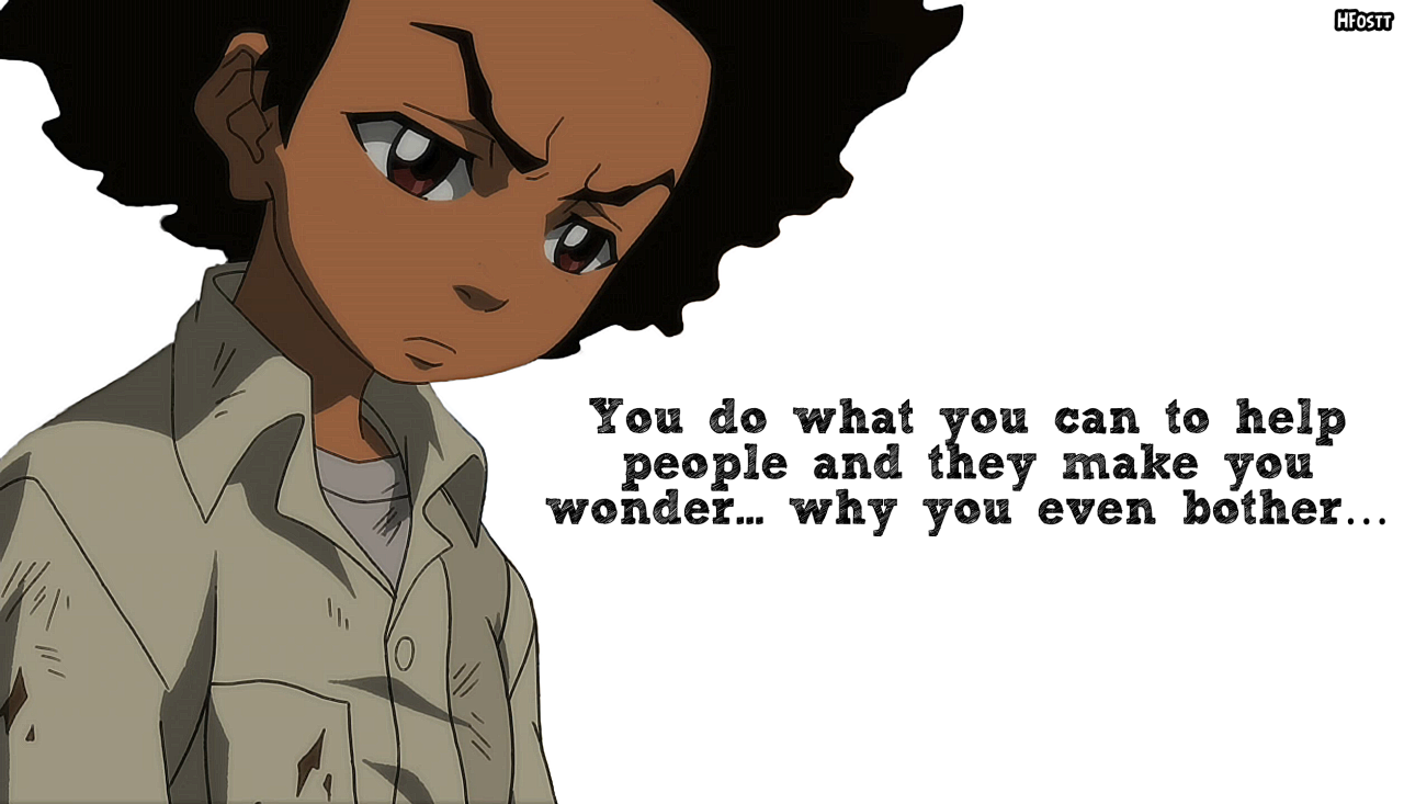 Pin on Boondocks