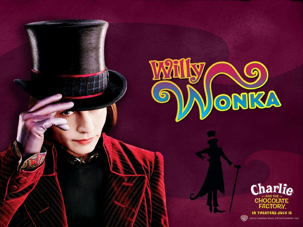 86 best I ♥ Johnny Depp as Willy Wonka images on Pinterest ...