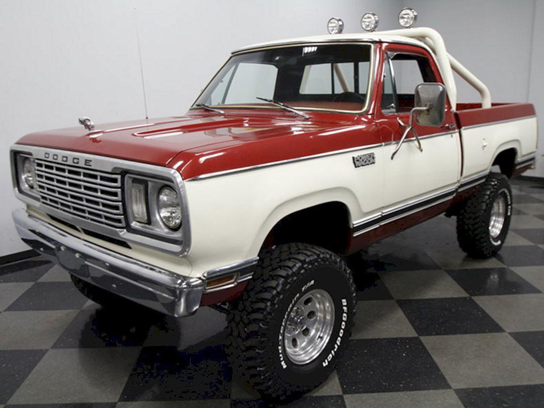 Coolest Vintage Dodge Power Wagon Trucks   Dodge trucks, Mopar and Cars
