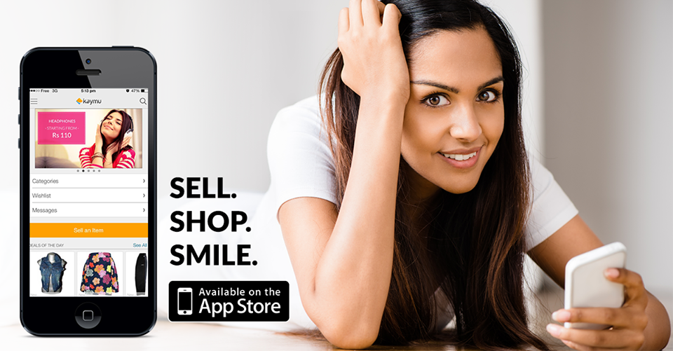 Download Kaymu iOS App for shopping experience at your