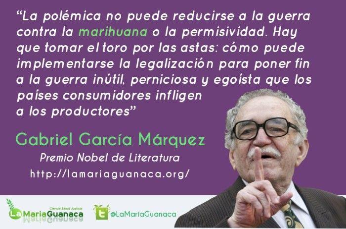 Frase Consciente De Gabriel García Márquez Gabriel Garcia