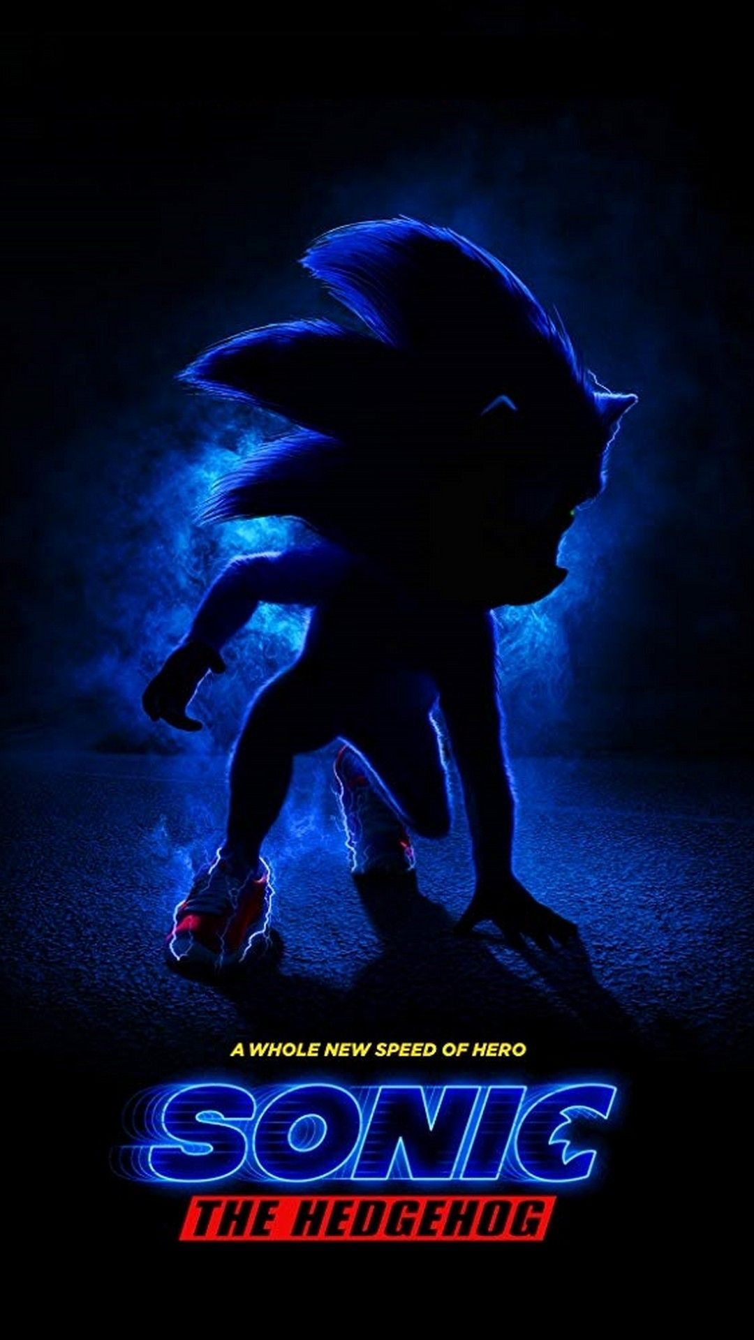 Sonic The Hedgehog Poster Hd Best Movie Poster Wallpaper Hd