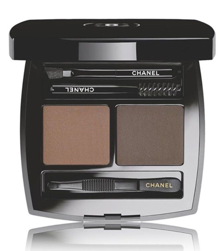 #CHANEL Brow Powder duo in Naturel