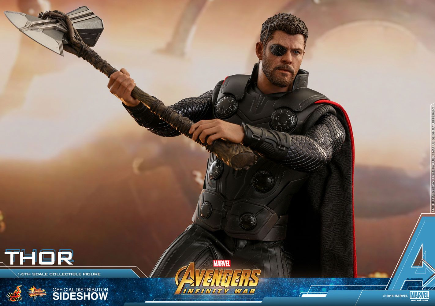 "Marvel Legends 6/"" Thor God Thunder Avengers Infinity War Stormbreaker Ragnarok"