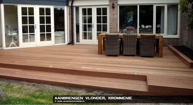 Houten Tuin Vlonders : Afbeeldingsresultaat voor houten vlonder tuin tuin tuin tuin