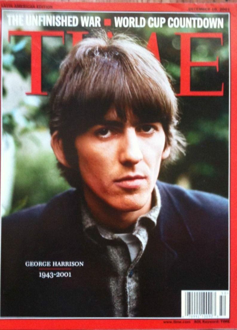 Time George Harrison